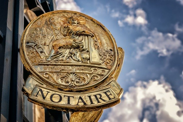 being a notary