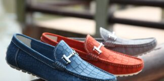 3 pairs of colorful shoes that will perfectly fit the minimalist outfit